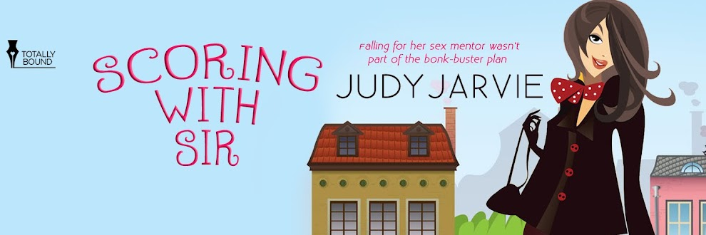 Judy Jarvie's Jottings
