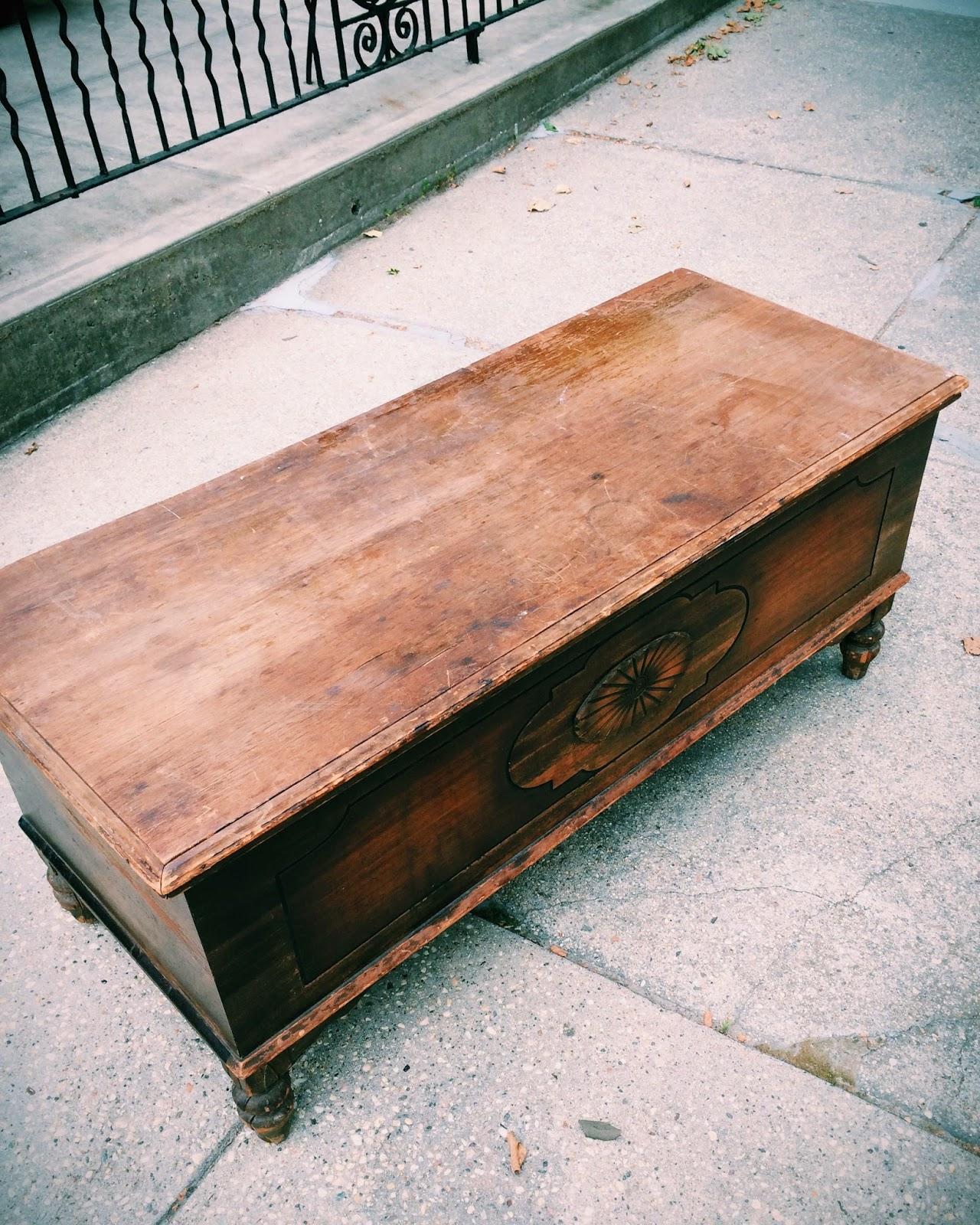 curbside find | www.brooklynlimestone.com