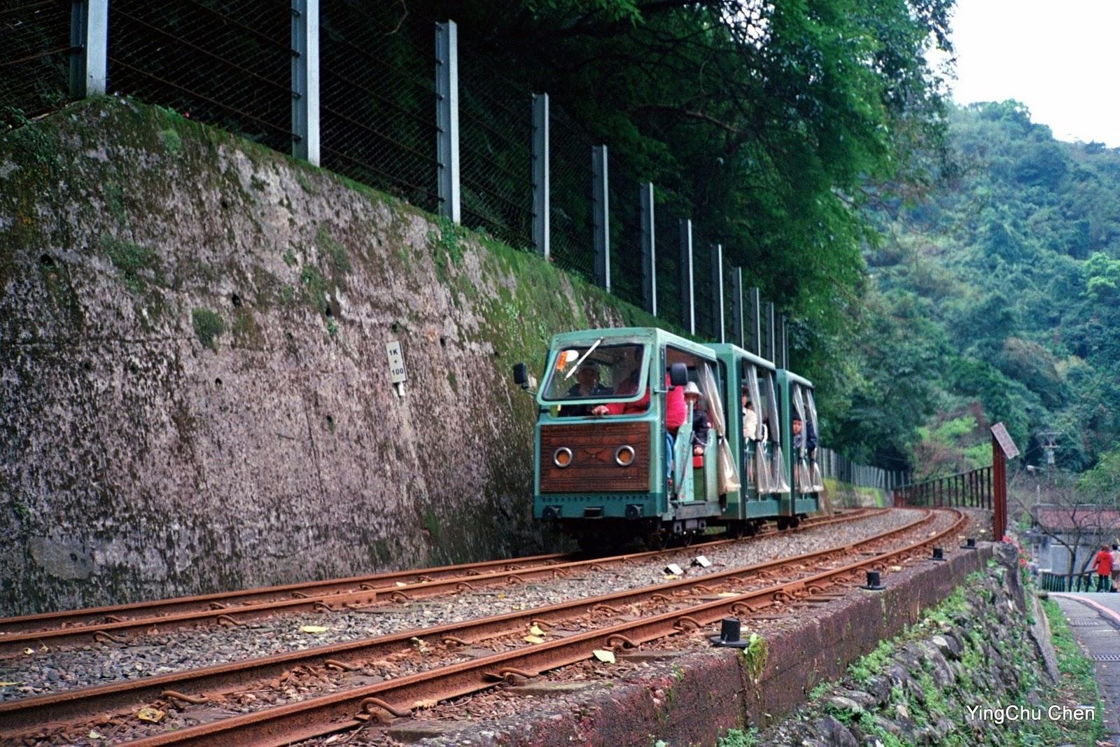 烏來小火車
