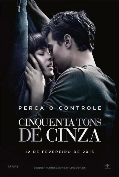 "Poster do filme ""Cinquenta Tons de Cinza"""