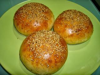 receta de pan de hamburguesa tierno y casero
