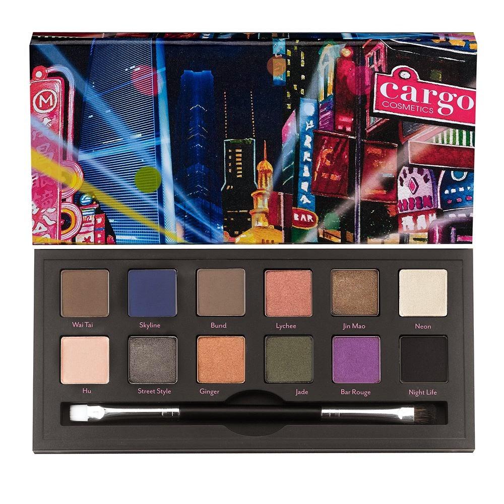 CARGO Cosmetics,  Shanghai Nights Eyeshadow Palette, Kohls