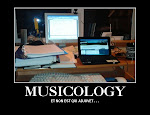 Musicology events occur in real time