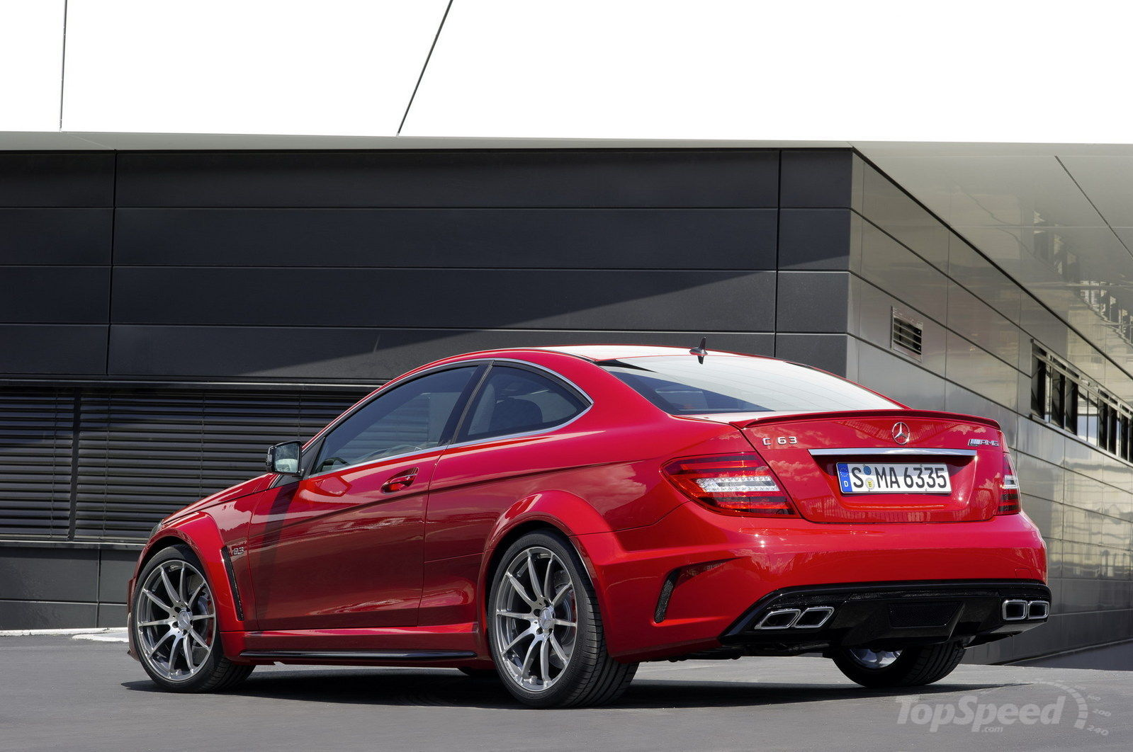 2013 Mercedes C63 Amg Coupe Cars Addicts