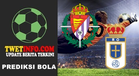 Prediksi Real Valladolid vs Real Oviedo