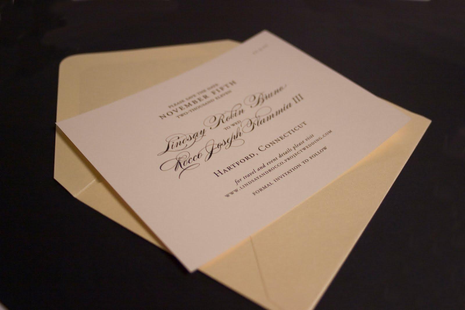 Simple Elegant Wedding Invitations 035 - Simple Elegant Wedding Invitations