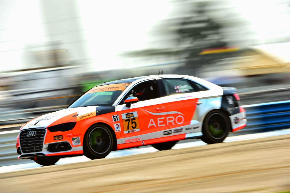 IMSA CTSCC Kyle Gimple Introducing His Audi S Race Car At Audi - Reno tahoe audi