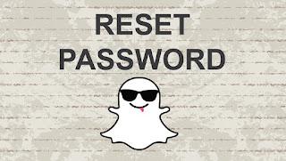 طريقة استرجاع الرقم السري (كلمة المرور ، الباسورد) في سناب شات SnapChat