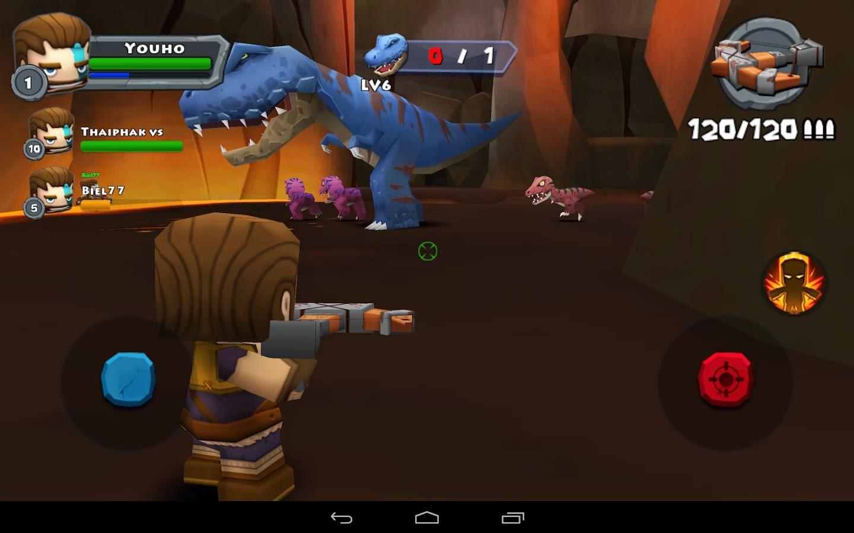 Call of Mini™ Dino Hunter