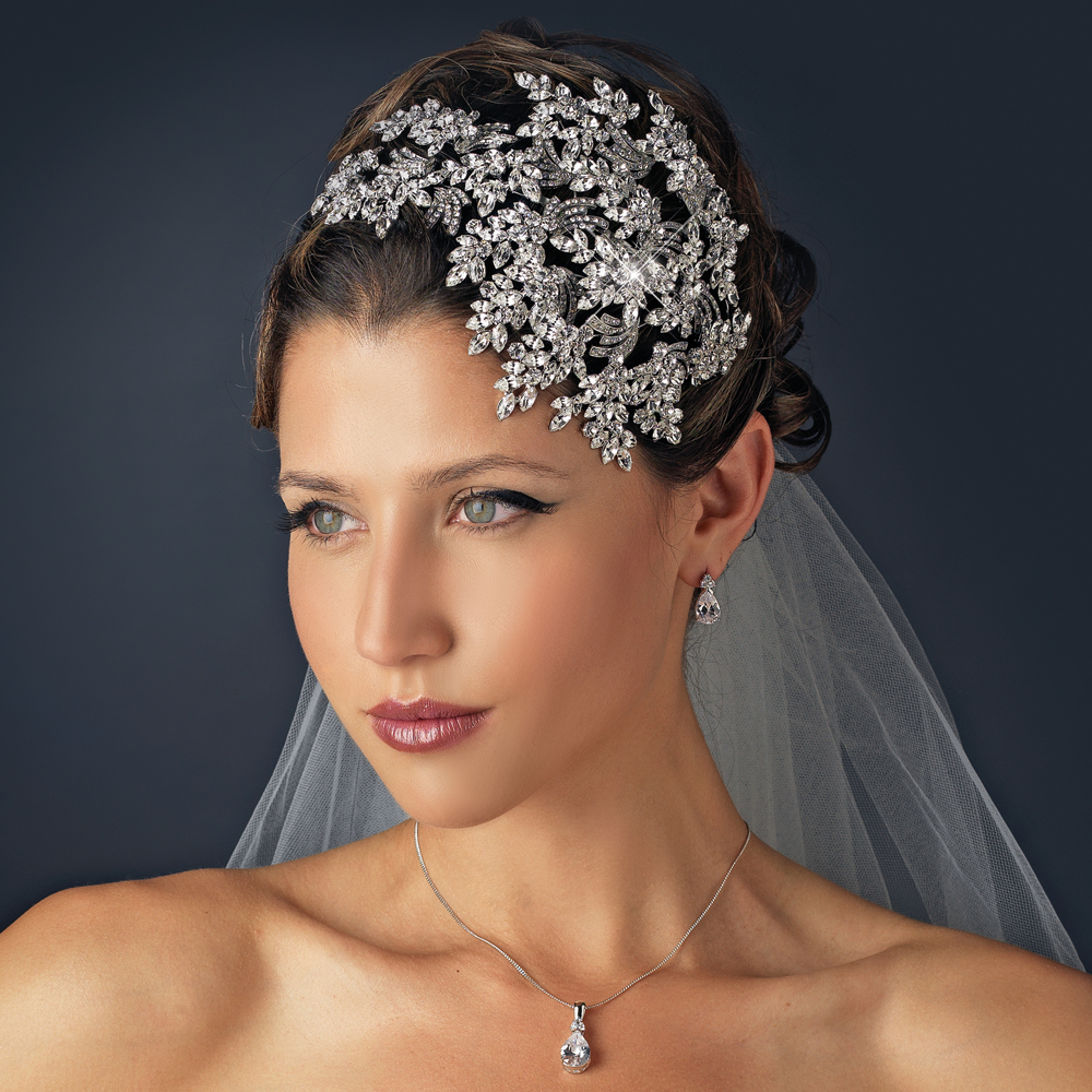 Headpieces For Wedding Hair Up: My Wedding Accents Blog
