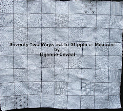 Seventy Two Ways Not to Stipple or Meander
