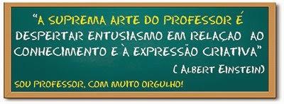 Parabéns professores  por seu dia e por sua luta para fazer do Brasil uma nação mais digna e justa