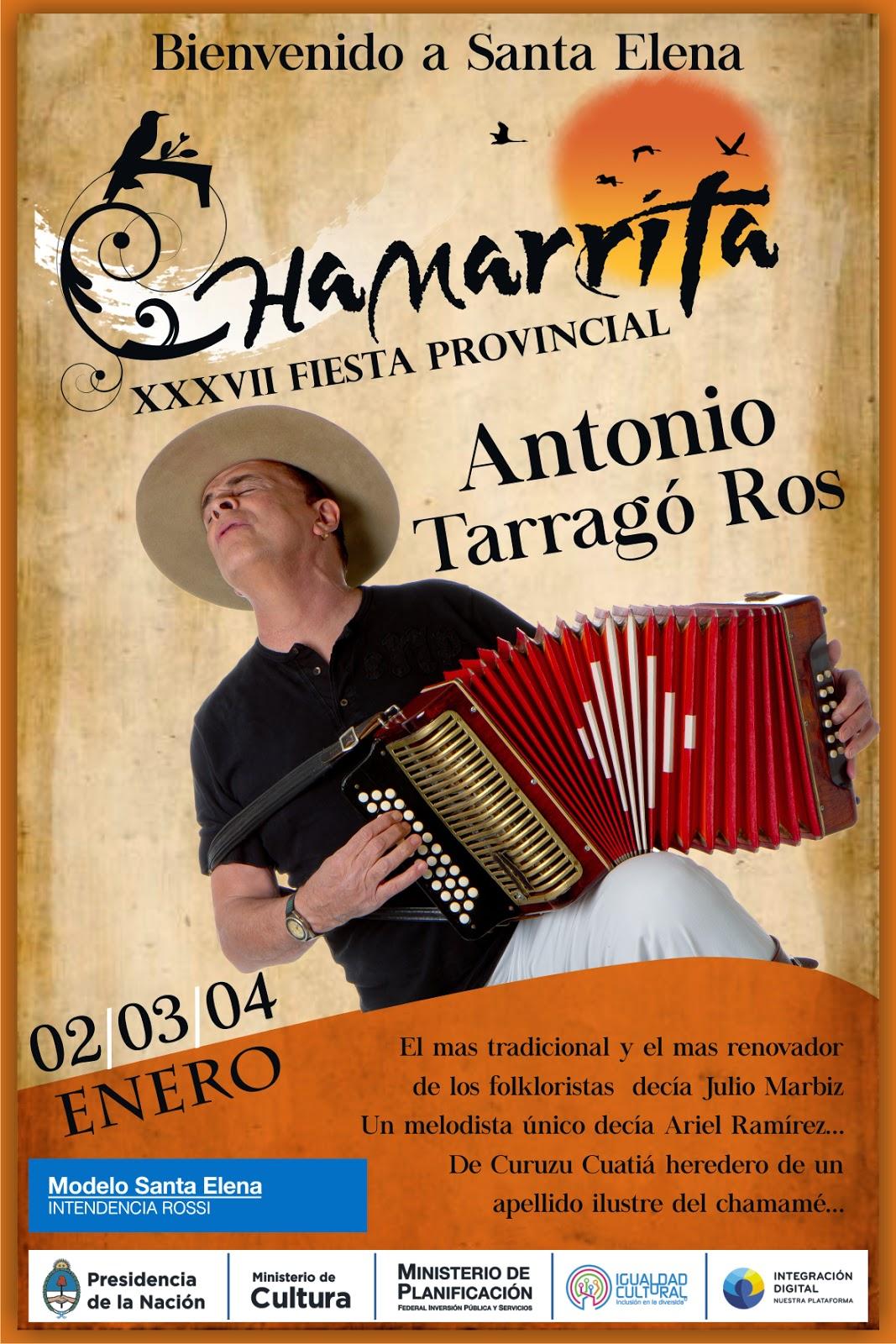 Santa Elena vive una nueva edición de la Fiesta de la Chamarrita