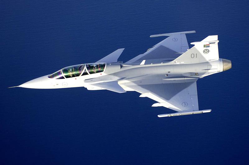 Saab JAS 39 Gripen Sweden Fighter Jet