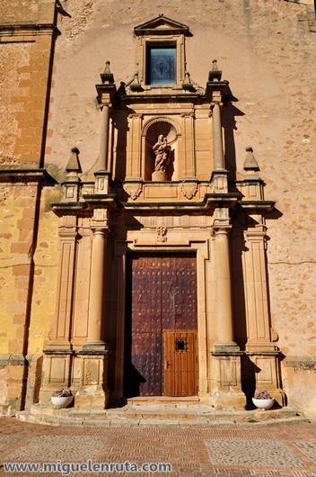 Las Peñas de San Pedro