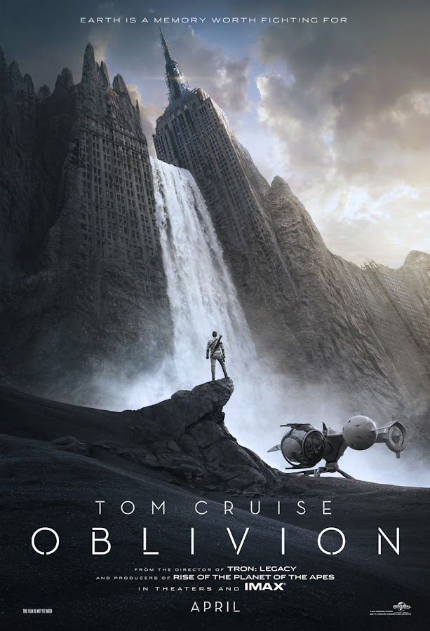 ตัวอย่างหนังใหม่ : Oblivion (อุบัติการณ์โลกลืม)  ซับไทย poster