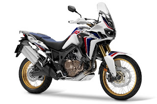 Honda CRF1000L Africa Twin (2016) Front Side 2