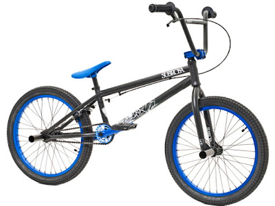 Bmx Purple And Black in Black/blue or Purple
