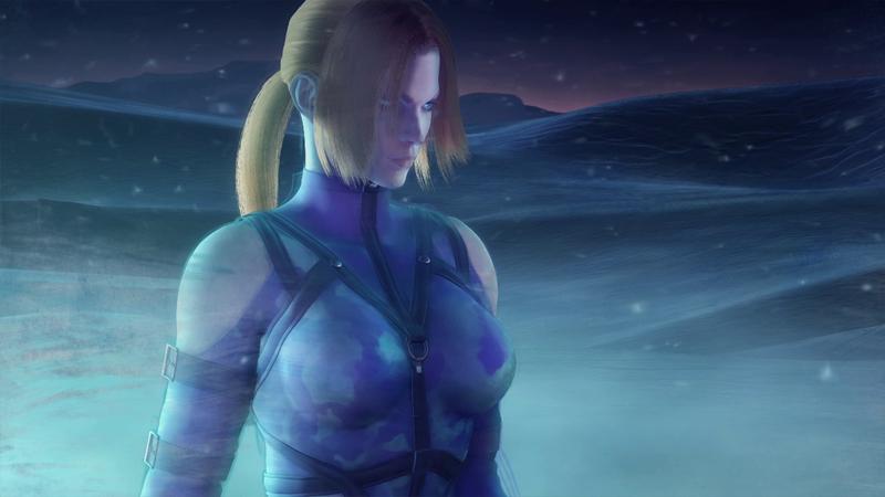 Nina Tekken CGI Render FMV