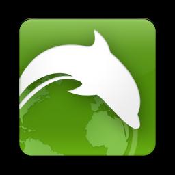متصفح الدولفين للجالكسي والأندرويد Download Dolphin Browser For Galaxy andAndroid