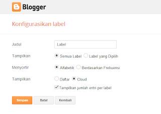Membuat Label Blog Keren Dengan Efek CSS3