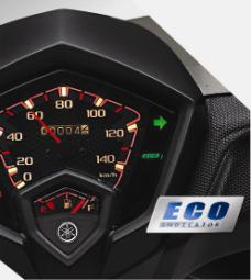 Eco Lamp Indicator Yamaha All New  GT 125 Blue Core