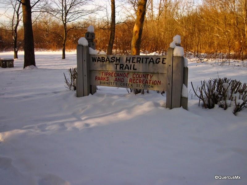 Inicio formal del Wabash Heritage Trail