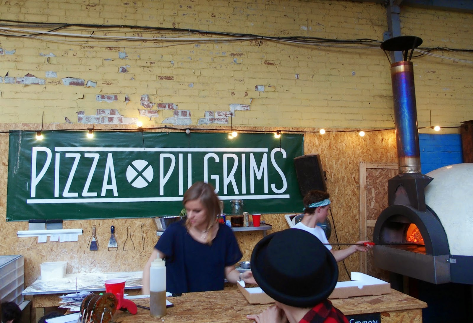Street Feast London - Dalston Yard