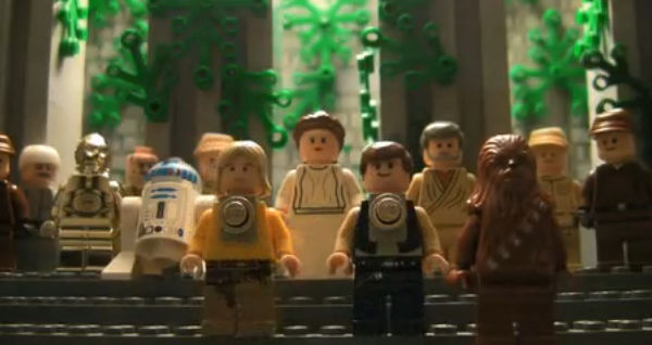 Watch 'Star Wars' Saga In Two Minutes Using Lego 'Star Wars' Toys ...