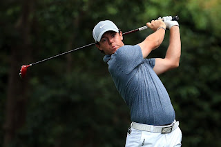 No wearing of the green for Rory McIlroy at U.S. Masters as Adam Scott claims victory