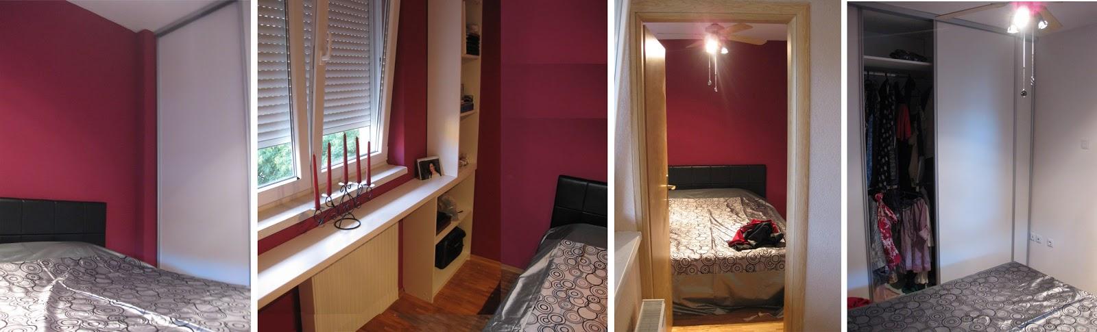 Enterijer djevojačkog stana, Banjaluka 2012 / Girl apartment interior project...