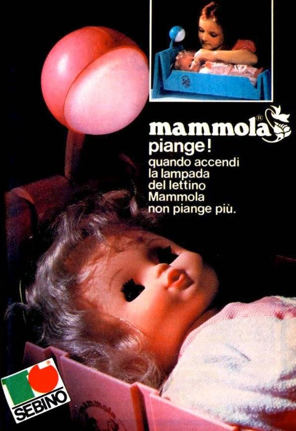 Bambola Mammola