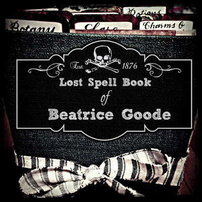 The Lost Spell Book of Beatrice Goode