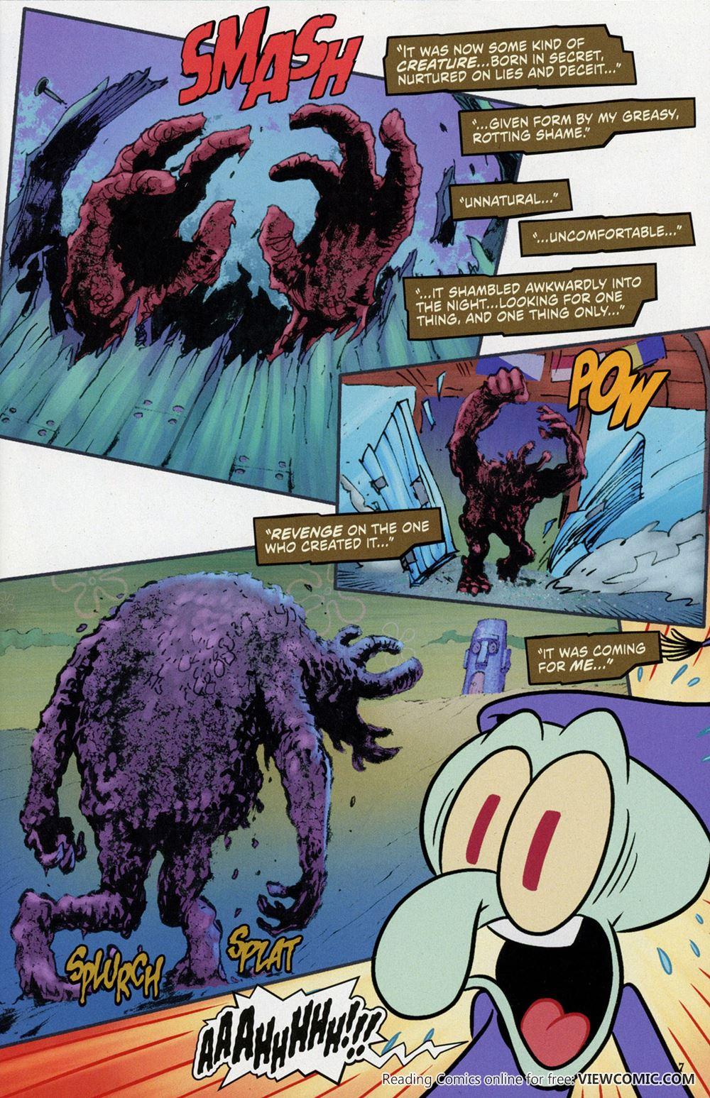 read comic spongebob comics spongebob comics 049 2015 u2026 view