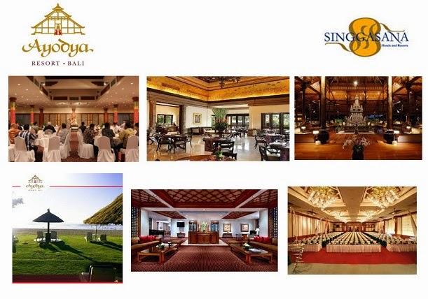 Fasilitas Ayodya Resort Bali