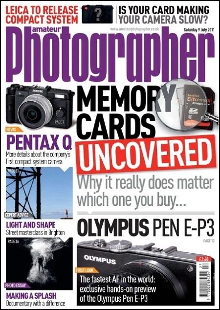 Amateur Photographer 9 July 2011 pdf magazine, Amateur Photographer 09 07, ...