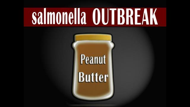 salmonella peanut butter