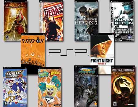 PSP ISOs for download | Portal Roms