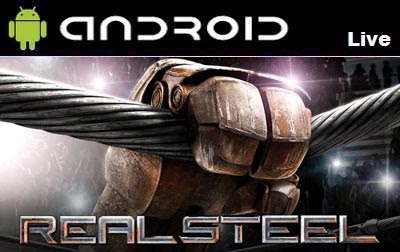 Real Steel HD Game