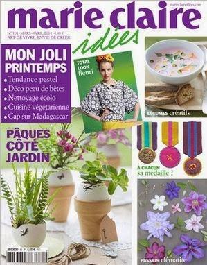 Revista Marie Claire Idées