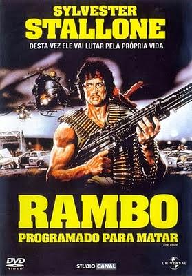 Rambo: Programado Para Matar – Dublado (1982)
