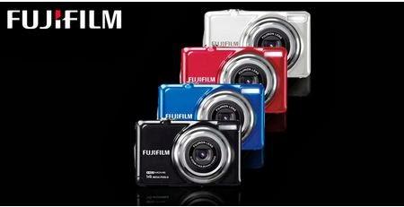 Harga Dan Spesifikasi kamera Fujifilm Finepix JV500