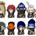 Chibi Naruto Anime Characters