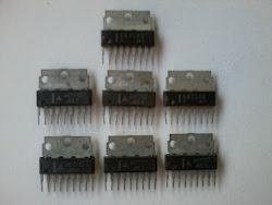 Kondisi Baru stok lama dan langka, Jual IC Audio Amplifier Radio CB AN7140