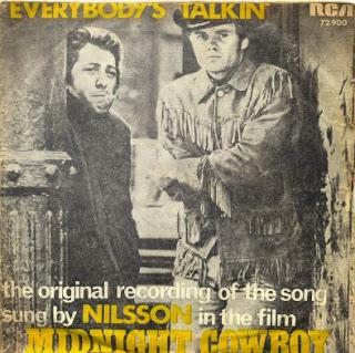 Midnight Cowboy Banda sonora (Portada)