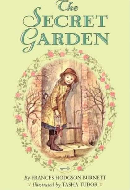 Book Reviews The Secret Garden Review