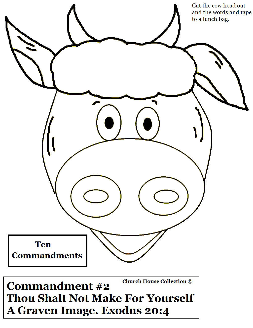 golden calf coloring page laura williams