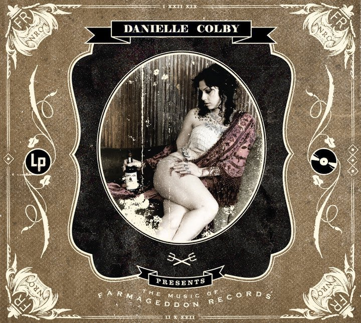 danielle colby of history channel s american pickers and burlesque le