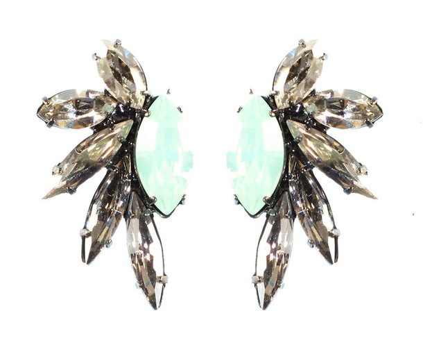 Elizabeth Cole Opal Mareko Earrings Shop The Loupe