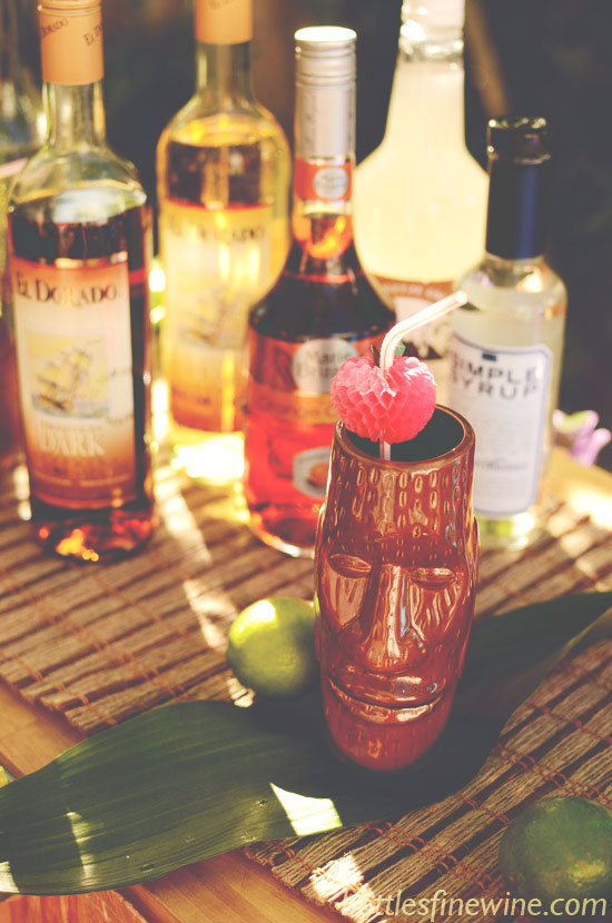 tiki cocktail ideas
